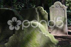 Grabsteine Stock Photos