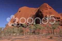 Uluru Stock Photos