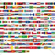 Flags of the world Kuvituskuvat