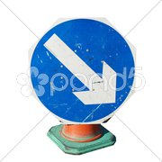 Arrow sign Kuvituskuvat