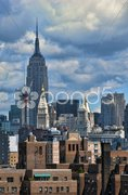 The Empire State Building, New York City Stock Photos