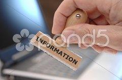 Information Stock Photos