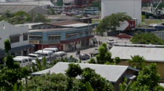SOLOMON ISLANDS, HONIARA TOWN CENTRE Stock Footage