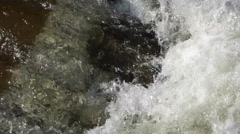Wild water Stock Footage
