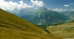 Col De Finestre, Italy Stock Footage