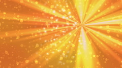 Christmas background seamless loop video Stock Footage