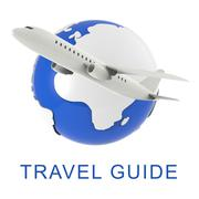 Travel Guide Means Holiday Tours 3d Rendering Stock Illustration
