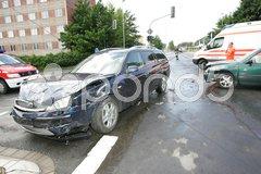 Verkehrsunfall Stock Photos