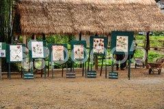 Countryside of Changmai, Thailand Stock Photos