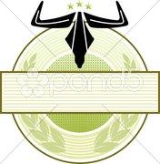 Ranch Wappen Kuvituskuvat