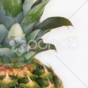 Ananas geteilt Stock Photos
