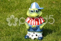 Fußball Spieler - Figur Stock Photos