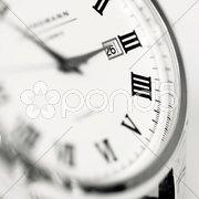 Armbanduhr Ziffernblatt Stock Photos
