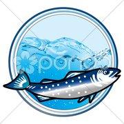 Fische-Angeln Stock Photos