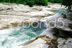 Europa Schweiz Tessin Stock Photos