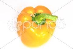 Paprika gelb Stock Photos