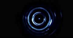 Light Leaks Element 434 Stock Footage