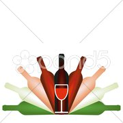 9 x Wein Stock Photos