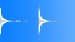 Guns 25 SSM Bolt Action Rifle Shots x2 Long Echoes Debris Crackle M Sound Effect