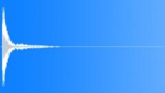 Guns 44 Magnum Shot Boof Bang Thick Echo Deep Crackle Echo x1 C Sound Effect