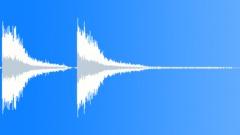 Guns 44 Magnum Shot Boom Deep Close Echo Long Deep BG Birds x2 Bas Sound Effect