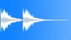 Guns 44 Magnum Shot Boom Deep Close Echo Long Deep BG Birds x2 R Sound Effect