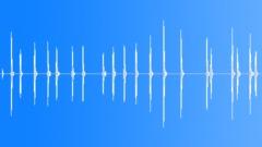 Dogs Beagle Bark Series x 17 Single Barks Panting Light Alert Calls Sound Effect