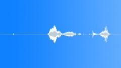 Animals Buffalo Bison Saliva Swallow Pleasure Rare Expression Whine Ex Sound Effect