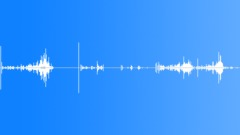 Rocks Rolling Bowling Ball Rolling Concrete Track Take 5 Series x 5 Sound Effect