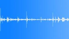 Sports Bowling Throwing Gutter Series x 3 Right Side Lane Hard Bang Sound Effect