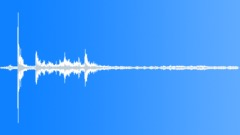 Sports Bowling Throwing Gutter Single Right Side Lane Bang Fail Hard Sound Effect