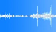 Metal Catwalk Earthquake Shakes Stairs Up Down Series x2 Medium Slow Äänitehoste