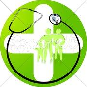 Grüne Medizin Stock Photos