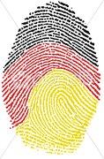 Fingerprint - German Stock Photos