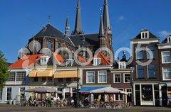 Dutch Square Stock Photos