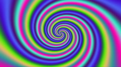 Psycho pattern seamless loop video Arkistovideo