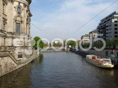 River Spree, Berlin Kuvituskuvat