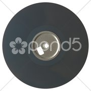 Magnetic disc Stock Photos