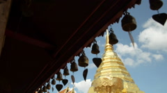 Thailand Buddhist Temple Stock Footage