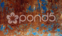 Rusted steel Stock Photos