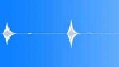 Dogs Dog German Shepherd Bark x2 C Sound Effect