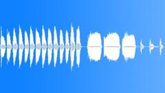 Animals Sea Mammals Dolphins Bottlenose Single Vocal Calls Sing Yells Sound Effect