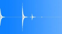 Wood Door Wood Hit Bang Hammer Debris x2 - LR Close Int Int LcRc Sound Effect