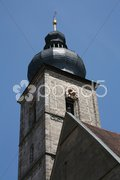 St. Martin Forchheim Stock Photos