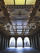 Bethesda terrace Stock Photos