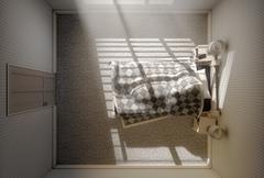 Morning Sleep In Stock Illustration