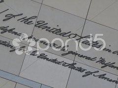 Declaration of Independence Stock Photos