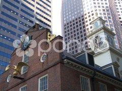 Old City hall Stock Photos