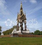 Albert Memorial, London Stock Photos