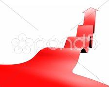 Red arrow Kuvituskuvat